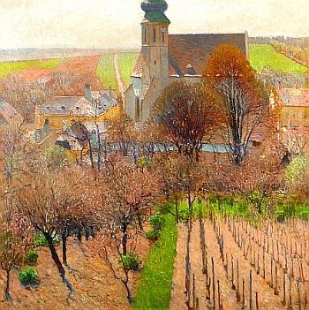 Richard Rhoda Fine Art Austrian German And American